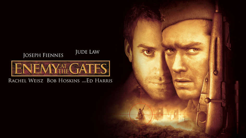 netflix Enemy at the Gates