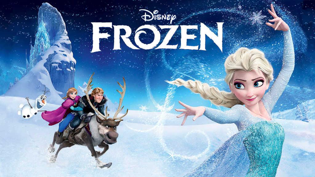 netflix Frozen