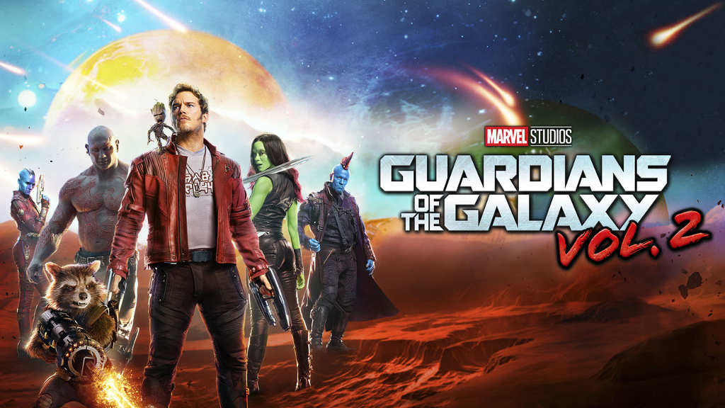 netflix Guardians of the Galaxy Vol 2