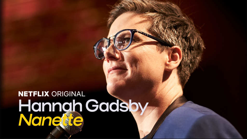 netflix Hannah Gadsby Nanette