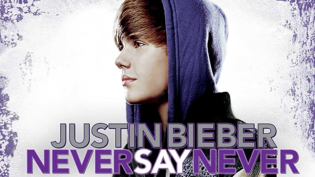 netflix Justin Bieber Never Say Never