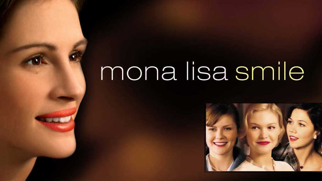 netflix Mona Lisa Smile
