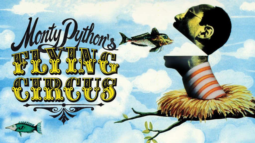 netflix Monty Pythons Flying Circus