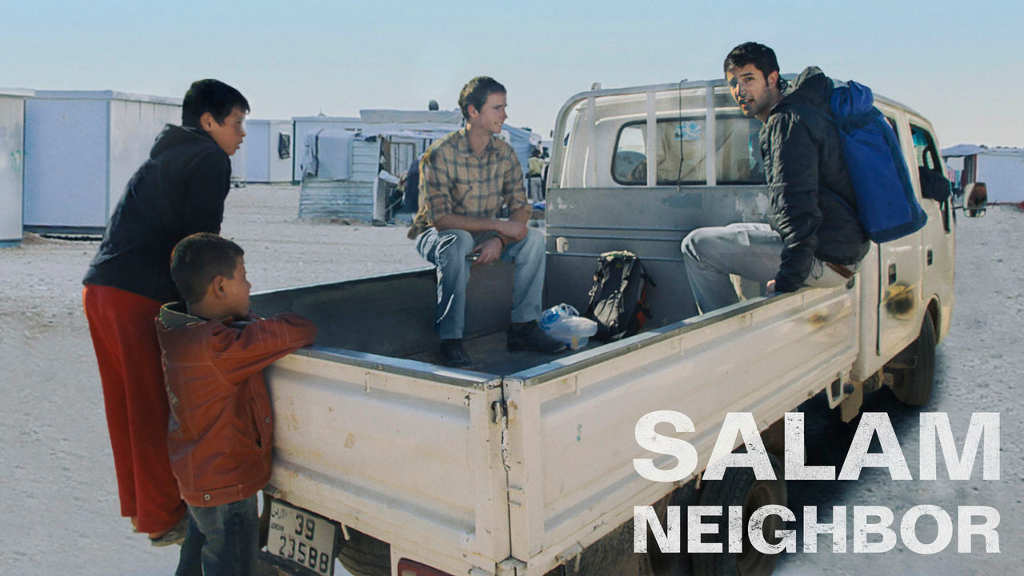 netflix Salam Neighbor