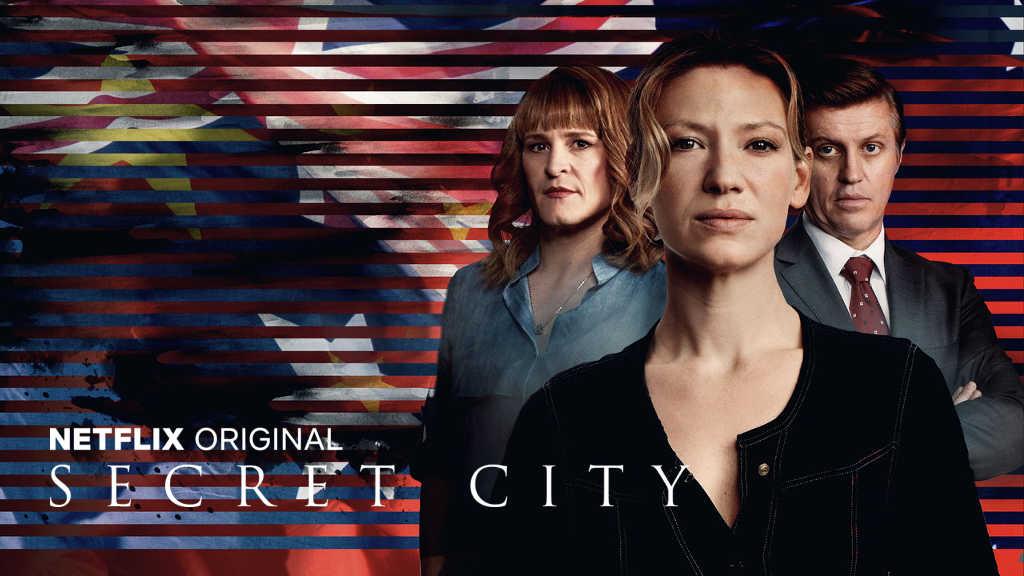 netflix Secret City s1