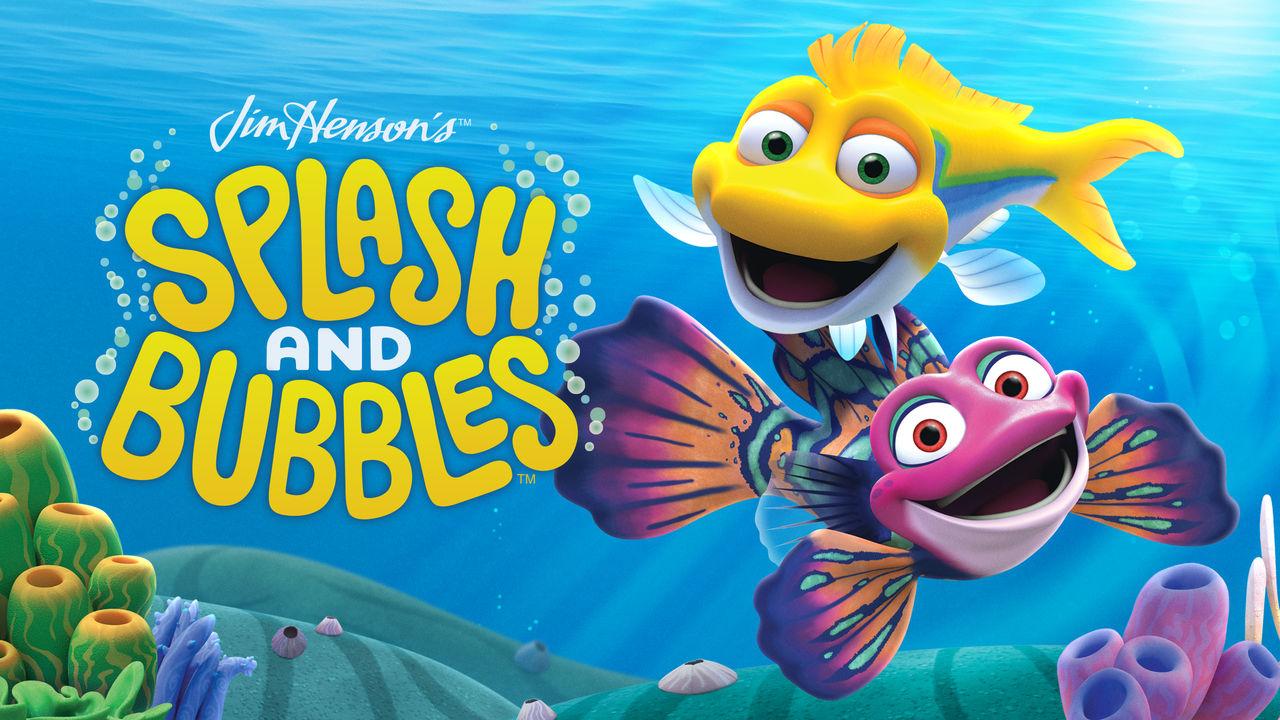 netflix Splash and Bubbles