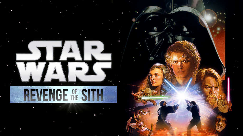 netflix Star Wars Episode III Revenge of the Sith