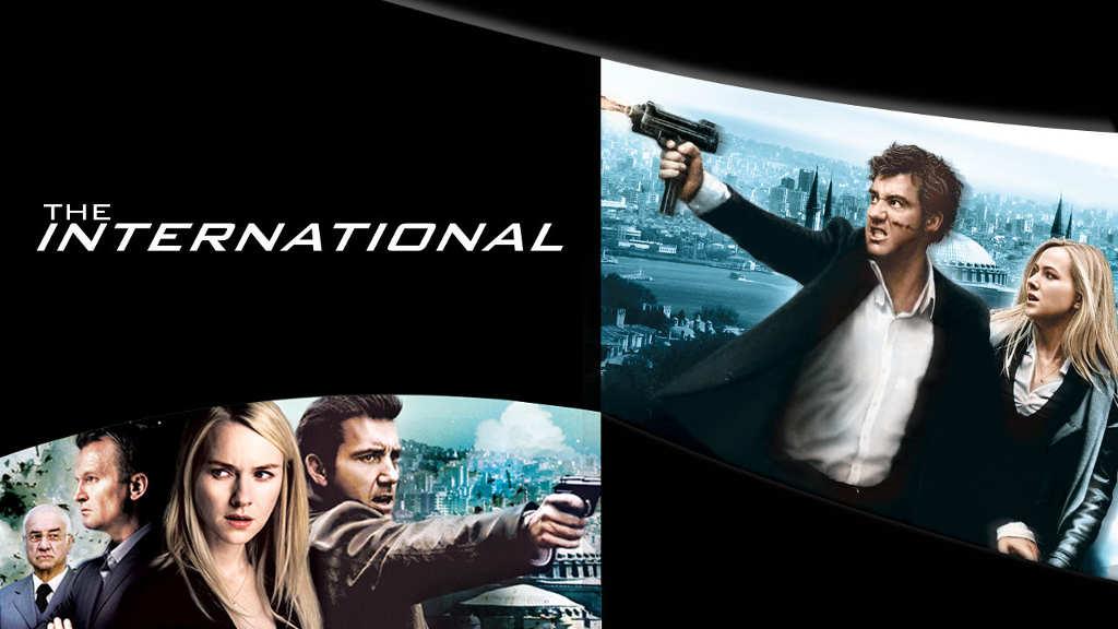 Netflix The International