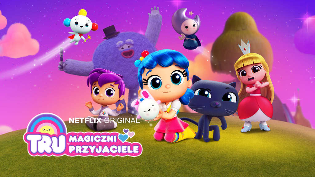 netflix True Magical Friends s1