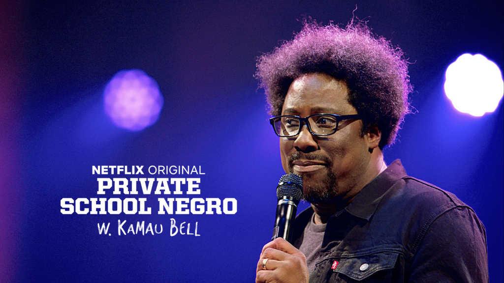 netflix W Kamau Bell Private School Negro