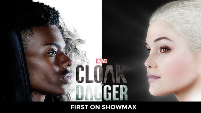 showmax Cloak & Dagger s1e1