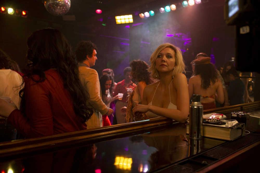 Kroniki Times Square 2 - Maggie Gyllenhaal