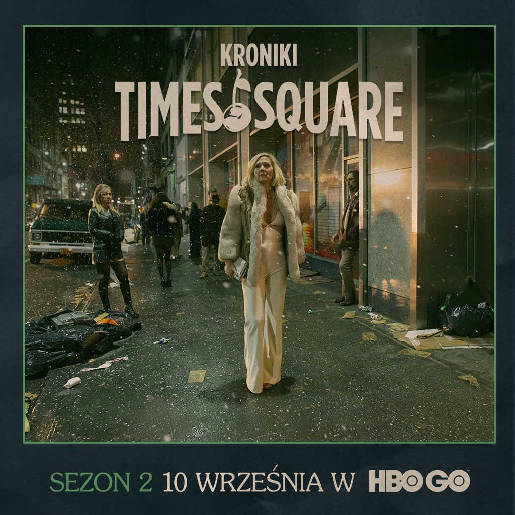 Kroniki Times Square 2 - premiera 10 września 2018 w HBO GO