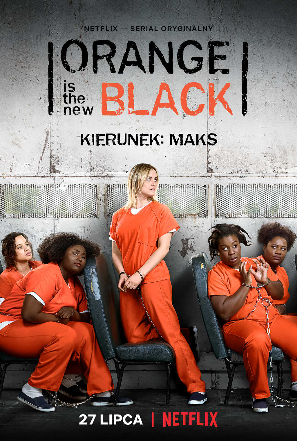 Orange Is the New Black S6 poster