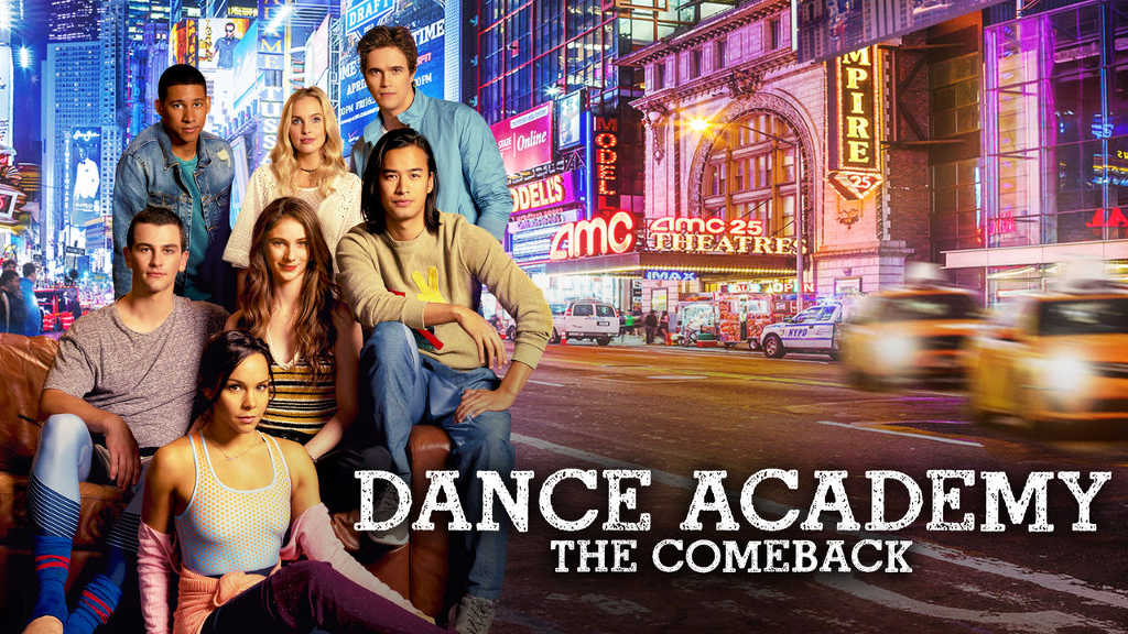 netflix Dance Academy The Comeback