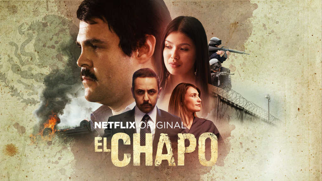 netflix El Chapo s3