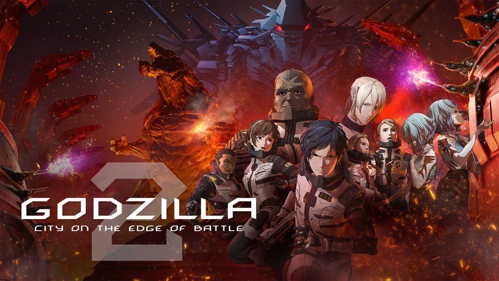 netflix GODZILLA City on the Edge of Battle