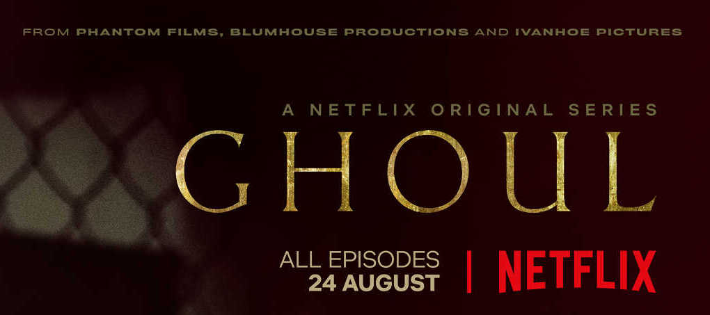 netflix Ghoul s1 poster top