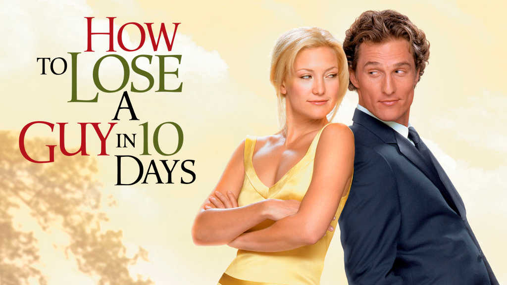 netflix How to Lose a Guy in 10 Days