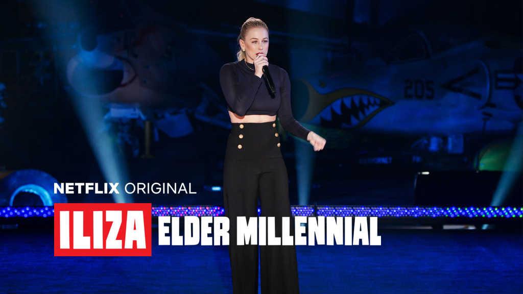netflix Iliza Shlesinger Elder Millennial