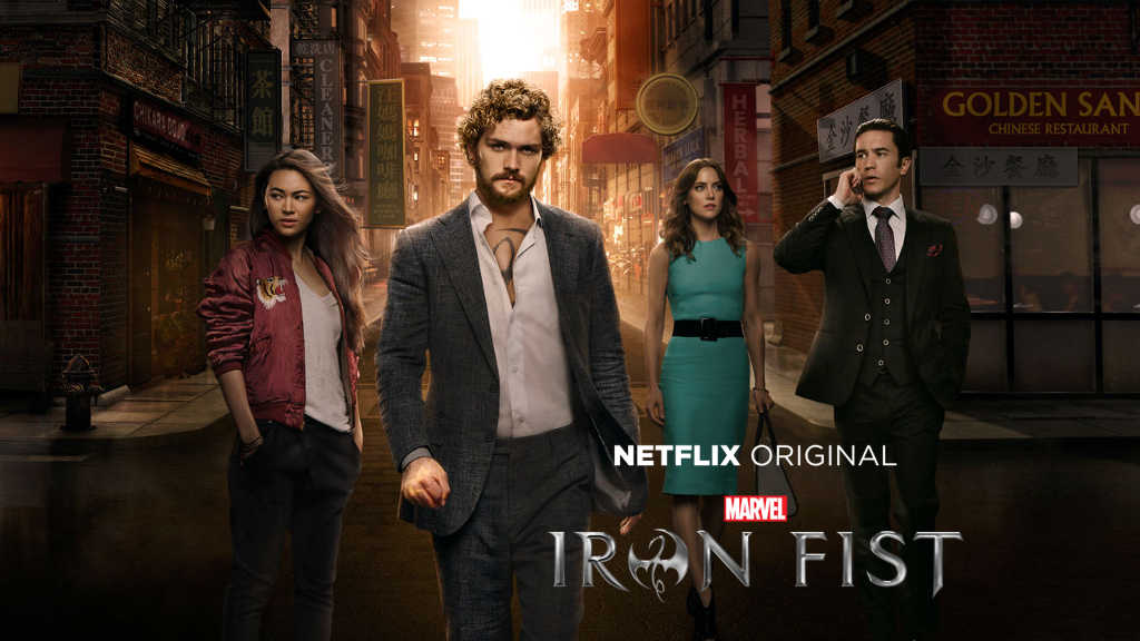 netflix Marvel Iron Fist