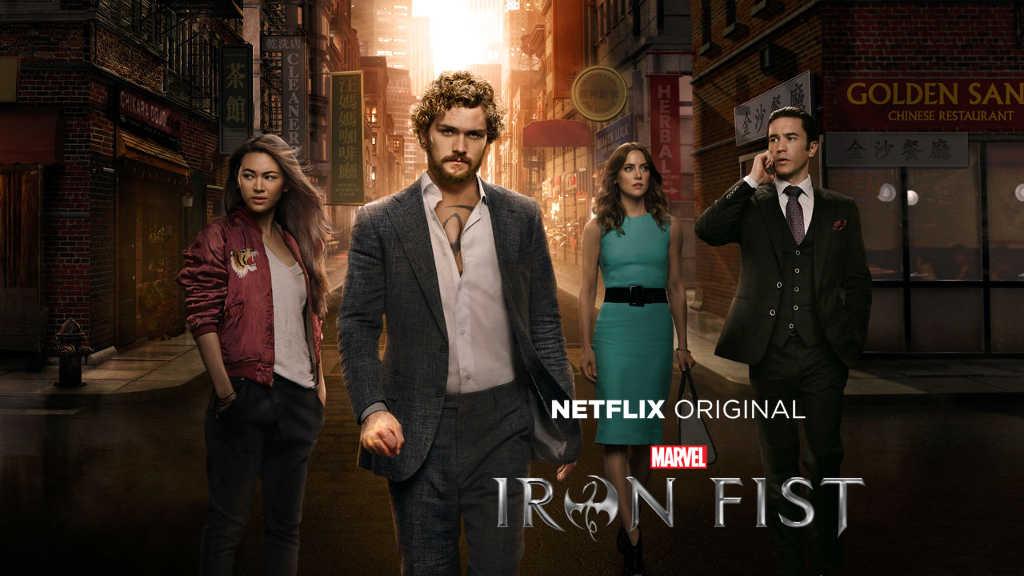 netflix Marvel Iron Fist