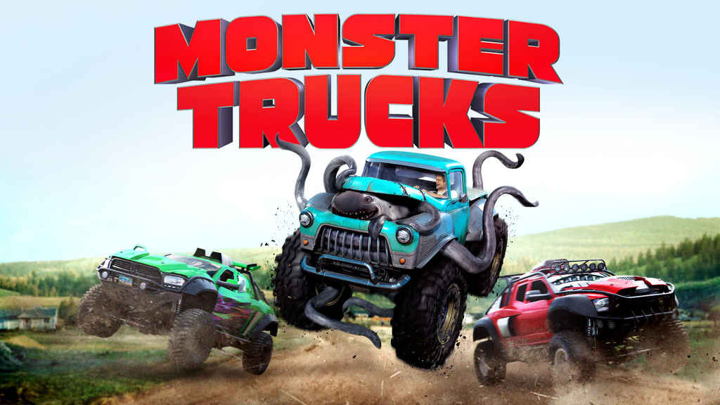 netflix Monster Trucks