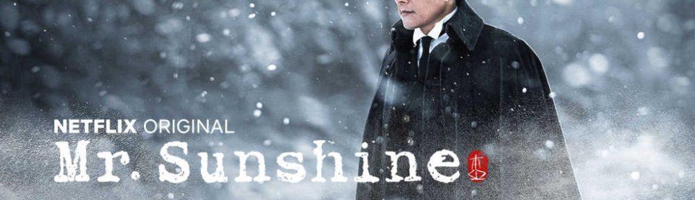 netflix Mr. Sunshine s1