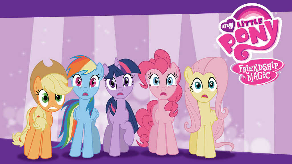 netflix My Little Pony Friendship Is Magic