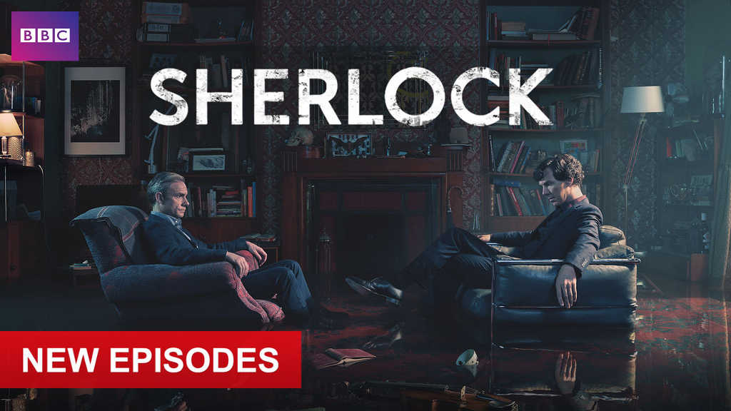 netflix Sherlock s4