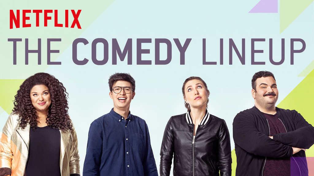 netflix The Comedy Lineup s1