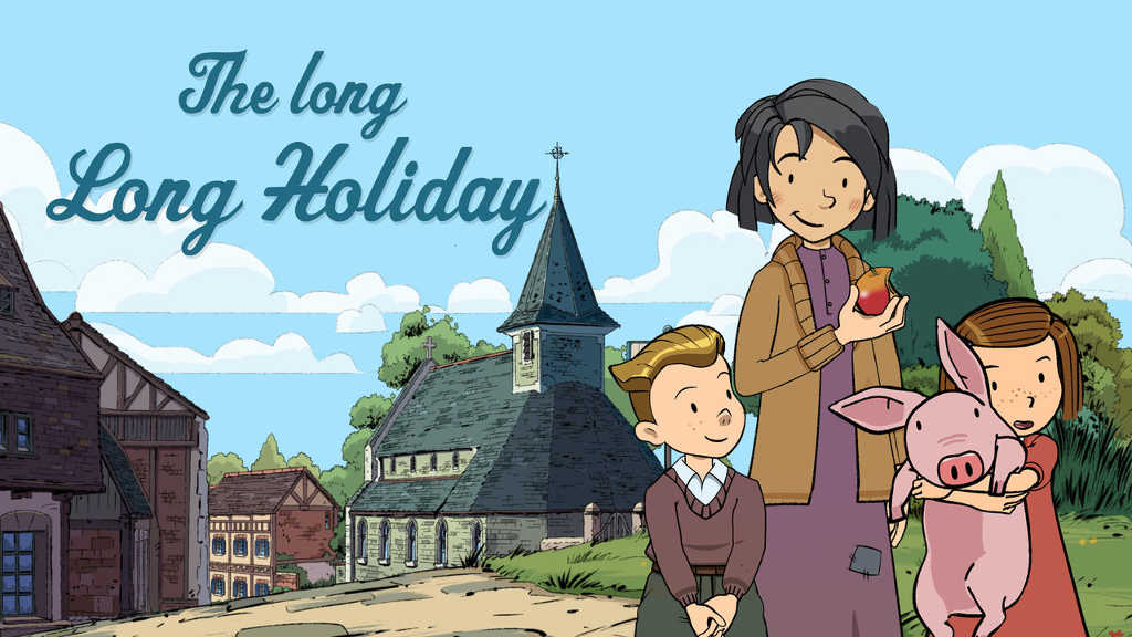 netflix The Long Long holiday s1