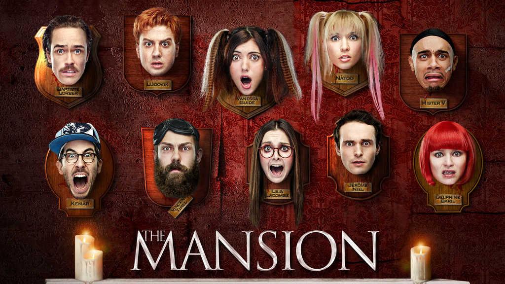 netflix The Mansion