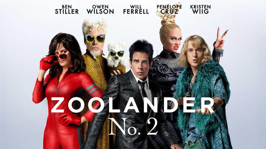 Is zoolander on netflix