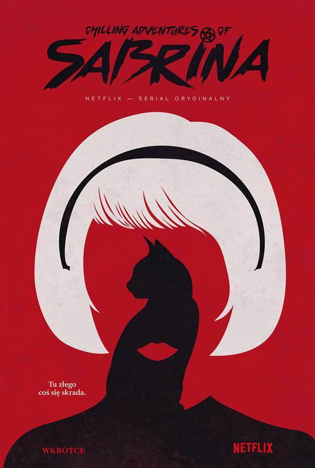 Netflix Chilling Adventures of Sabrina poster PL