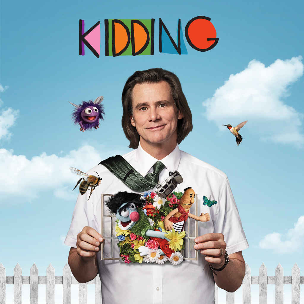 HBO Kidding_plakat