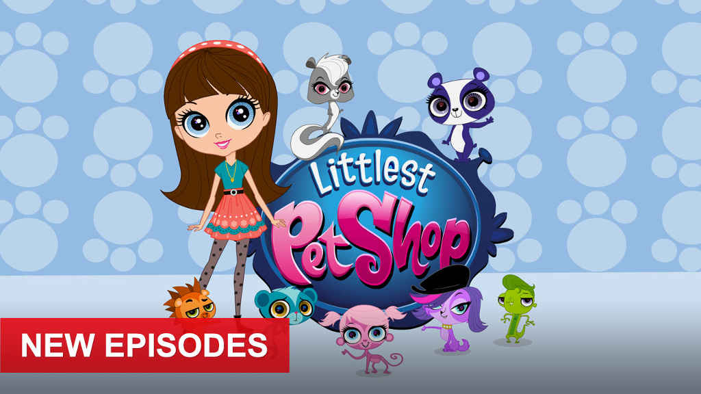 Netflix Littlest Pet Shop s1