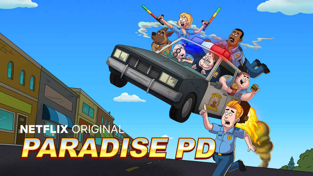 Netflix Paradise PD s1