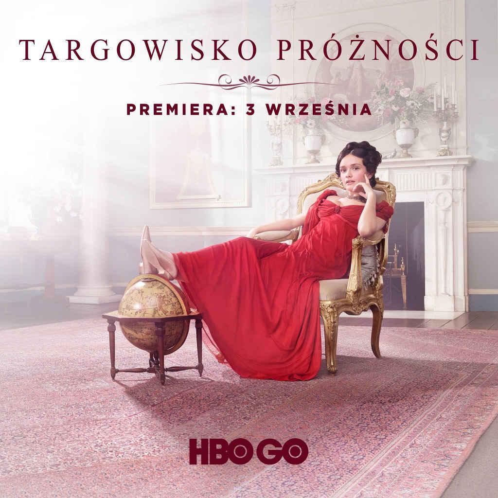 HBO Targowisko próżności_plakat