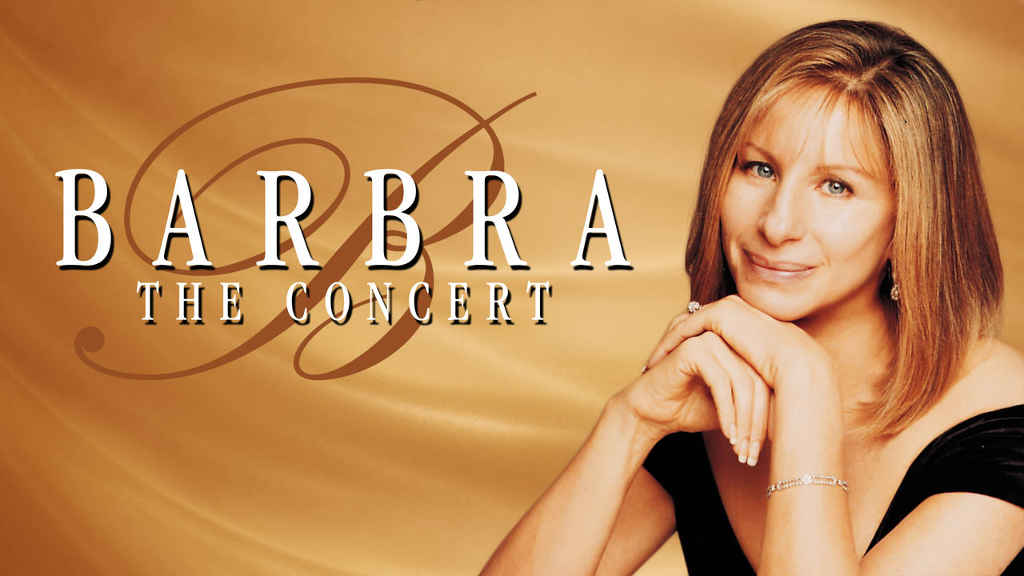 netflix-Barbra Streisand The Concert