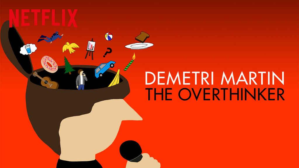 netflix Demetri Martin The Overthinker