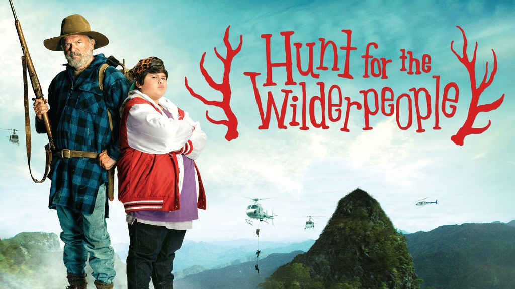 netflix Hunt for the Wilderpeople