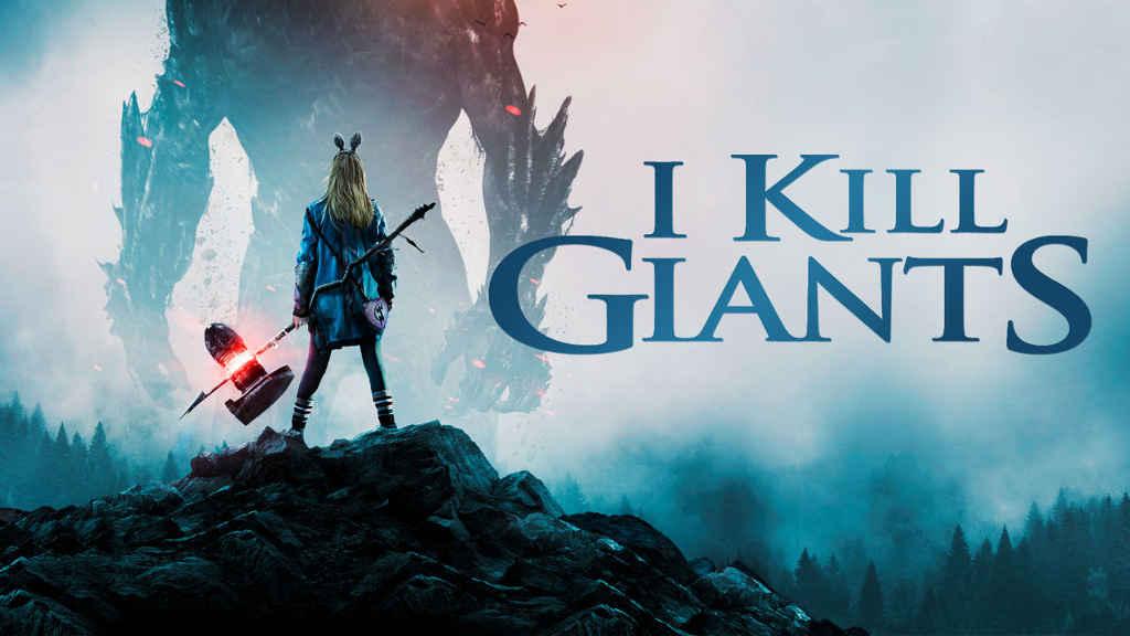 netflix I Kill Giants