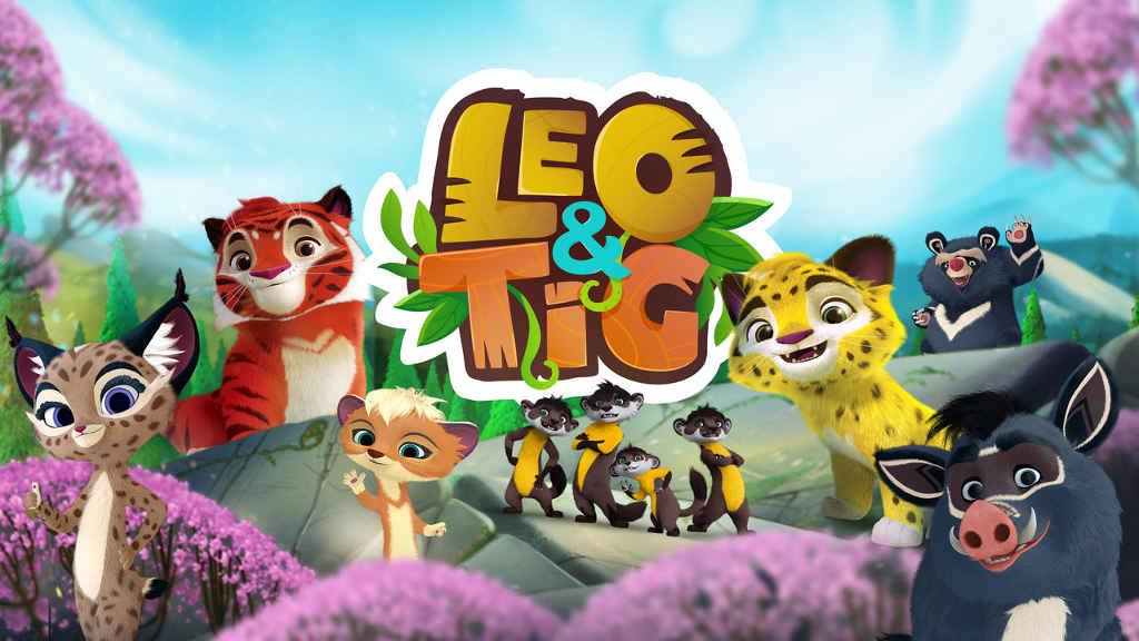 netflix Leo and Tig s1