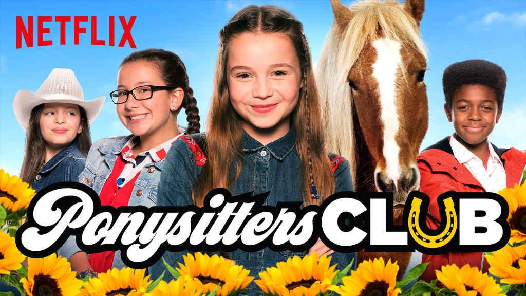netflix Ponysitters Club s1