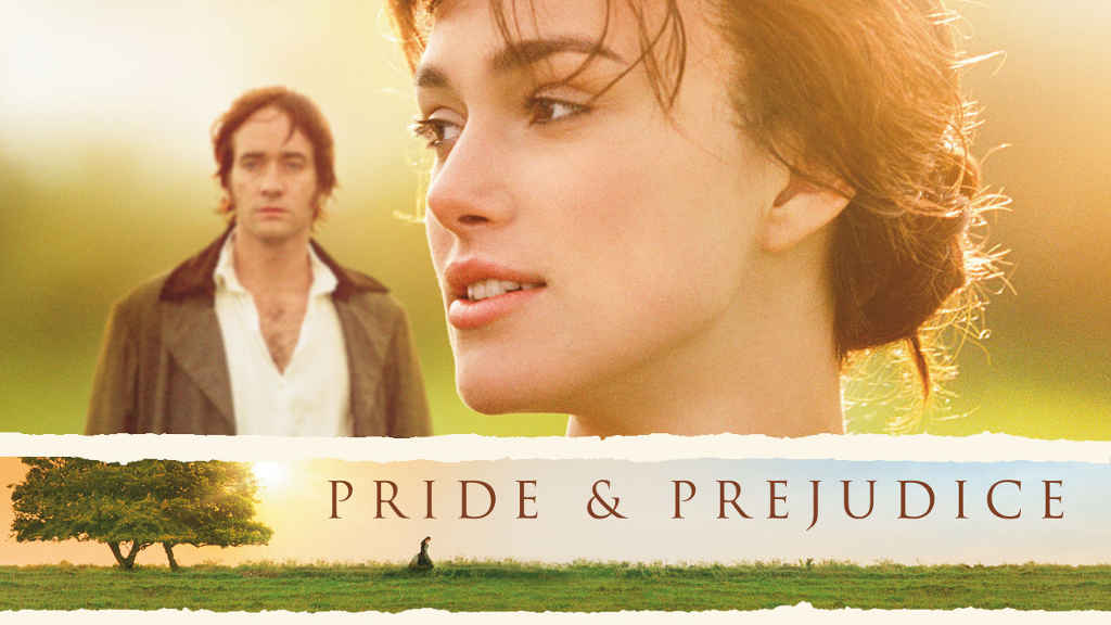netflix Pride and Prejudice