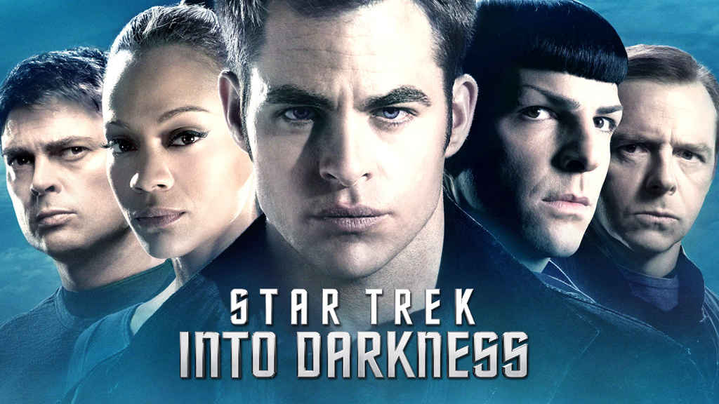 netflix Star Trek Into Darkness