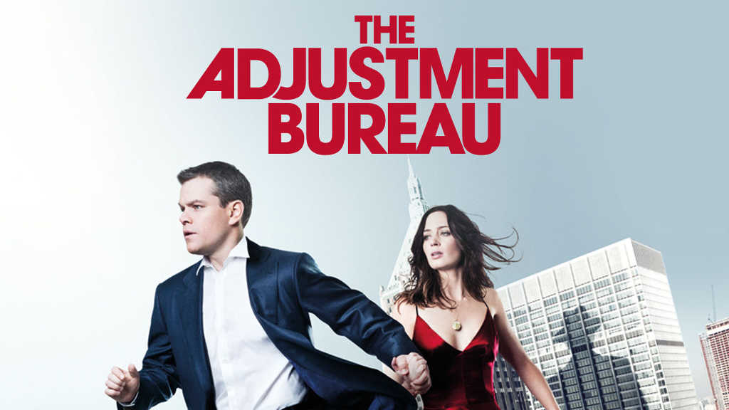 netflix The Adjustment Bureau
