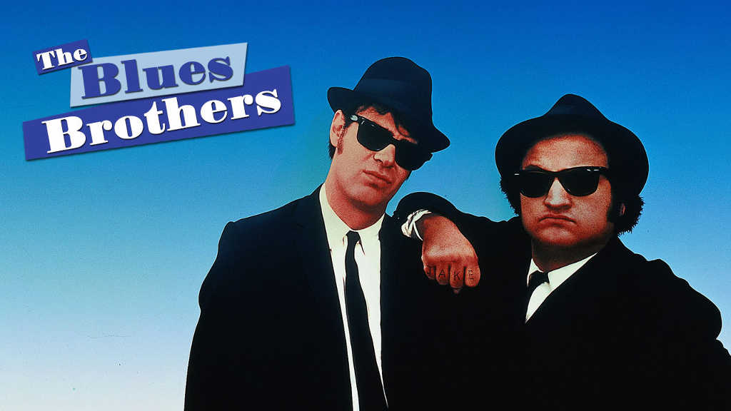 netflix The Blues Brothers