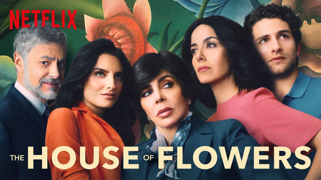 netflix The House of Flowers s1